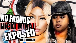 Nicki Minaj, Drake, Lil Wayne - NO FRAUDS Illuminati Exposed