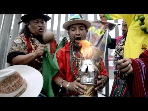chamanes peruanos pronostican victoria de brasil en el mundial