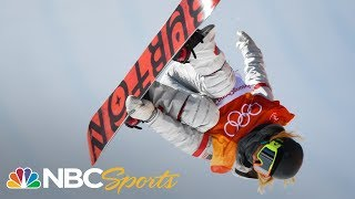 Chloe Kim lands back-to-back 1080s, wins Olympic gold in halfpipe