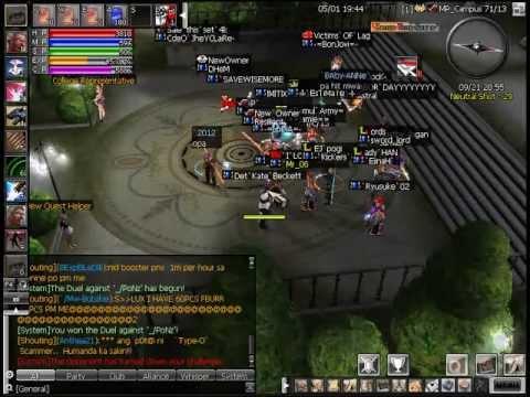 Gunner Ran Ran Online Int Gunner