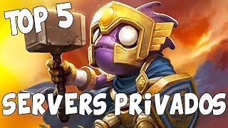 TOP 5 Servers Privados de World of Warcraft