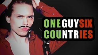 One Guy, Six Countries (Songs - World Cup Edition)