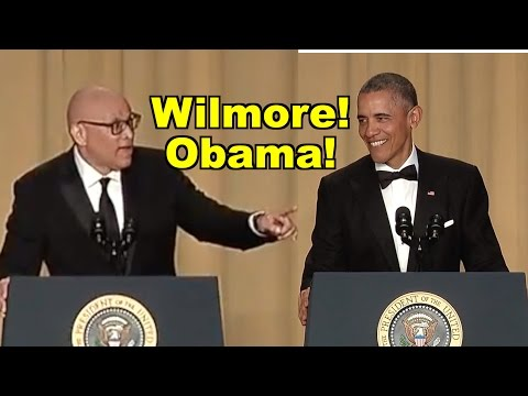 Larry Wilmore! Barack Obama! #WHCD! LV White House Correspondents Dinner Joke Roundup