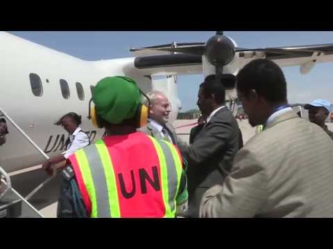 NEW UN MISSION IN SOMALIA