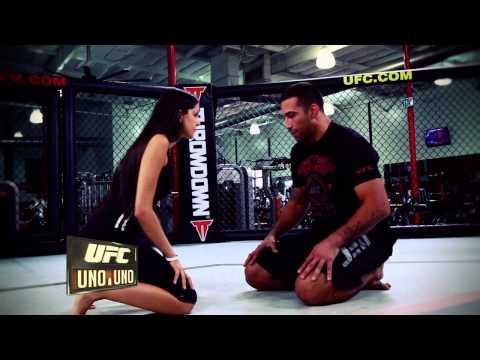UFC Uno a Uno: Estrangulación D'Arce