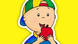 Caillou English Full Episodes | Caillou Makes Pie | Cartoons for Kids | Caillou Holiday Movie