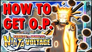 How To Get Powerful (OP) Characters | Naruto x Boruto Ninja Voltage