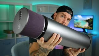 Biggest Loudest Bluetooth Speaker Under $200  - Abramtek E600 Best of 2019