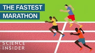 How To Run The Fastest Marathon Possible, According To Science
