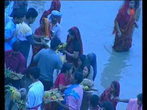 Kari Aarti Tohaar Hai Chhathi Maiya Bhojpuri Chhath Songs Full...