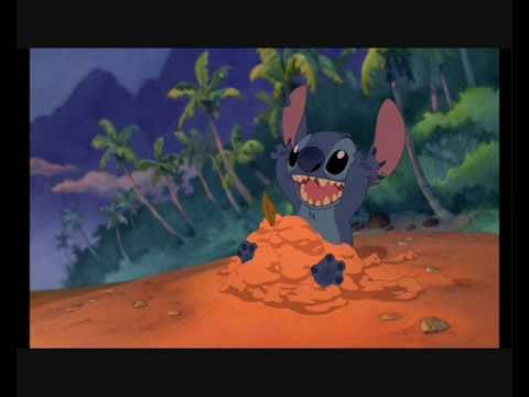 """Lilo & Stitch (Disney), A real friendship, song by Michael Buble """"Everything"""""""
