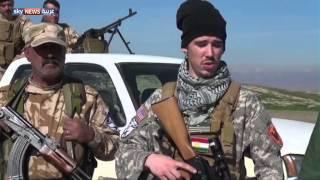 فصيل مسيحي يستعد لقتال داعش