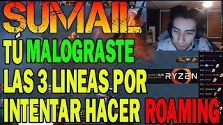 SUMAIL PVTEA A  MATTHEW POR MALOGRARLE EL DOTA| SUBTITULADO | DOTA 2 COSAS