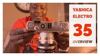 Yashica Electro 35 Film Camera Overview
