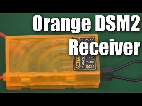 Review: HobbyKing Orange DSM2 receiver