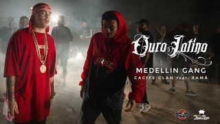 Cacife Clan - Medellin Gang FT. Xamã (Clipe Oficial) Prod. PEP