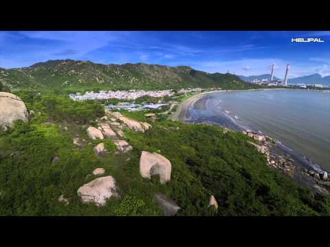 DJI Phantom 2 with GOPRO3+ and H3-3D Gimbal - HeliPal.com