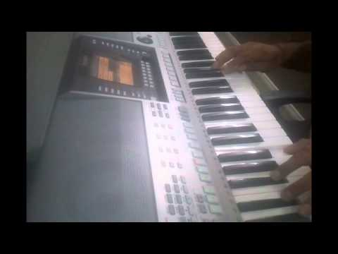 Do Pal Ruka VeerZara on Yamaha Keyboard S910 Piano Instrumental...