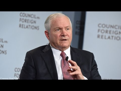 A Conversation With Robert M. Gates