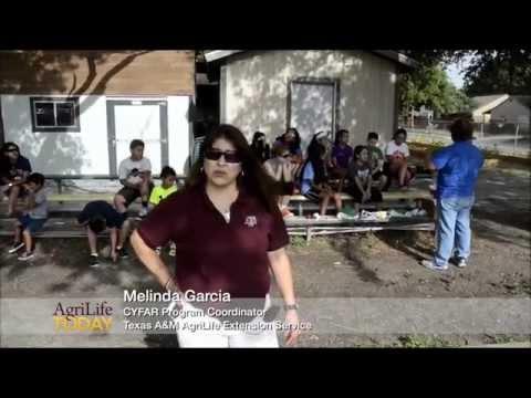 CYFAR-Giving Garden Video