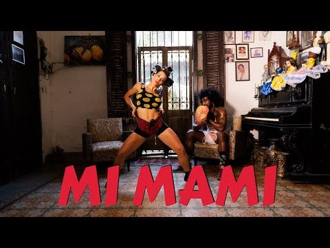 Mi Mami - El Alfa Ft. Cardi B - Lía Rodríguez, Havana, Cuba