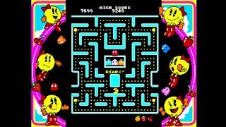 Namco Museum, Volume 3 - Ms. Pac-Man (1981) - Nostalgic Notions