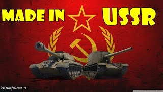 World of Tanks - Funny Moments | MADE IN USSR!