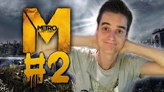 "Metro Last Light #2 - ""HANG JE LEKKER?!"" (Gameplay/Walkthrough)"