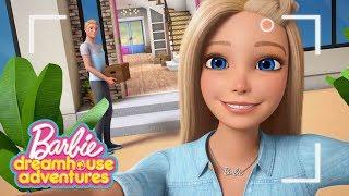 Witajcie w domu marzeń! 💖Barbie Dreamhouse Adventures | Barbie Polska | Oglądaj na MiniMini+