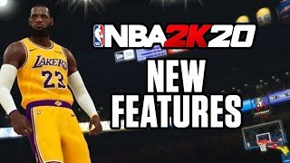 Check Out The New Features Coming To NBA 2K20 w/ Mike Wang
