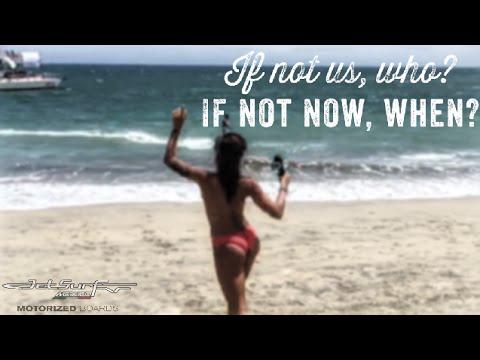 Sexy Erika Fernandez de Fox Sport en Vallarta  | JetSurf, the ultimate nautic sport in Mexico