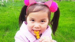 Super Candy Finger Family Marmalade Finger Family For children