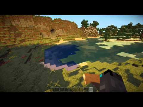 Minecraft Mod | Shadow and Water Shaders