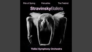 Petrushka Ballet Suite - Burlesque in Four Scenes: Part I. The Shrovetide Fair: II. The Crowds