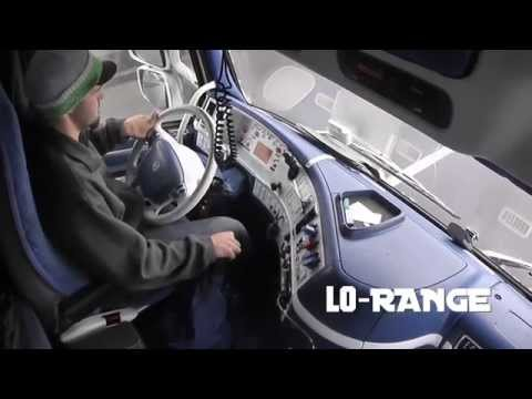Shifting Gears- 12 Speed VOLVO FH