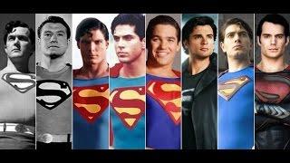Evolution of the Superman (Films) / Эволюция фильмов о Супермене  1948-2016