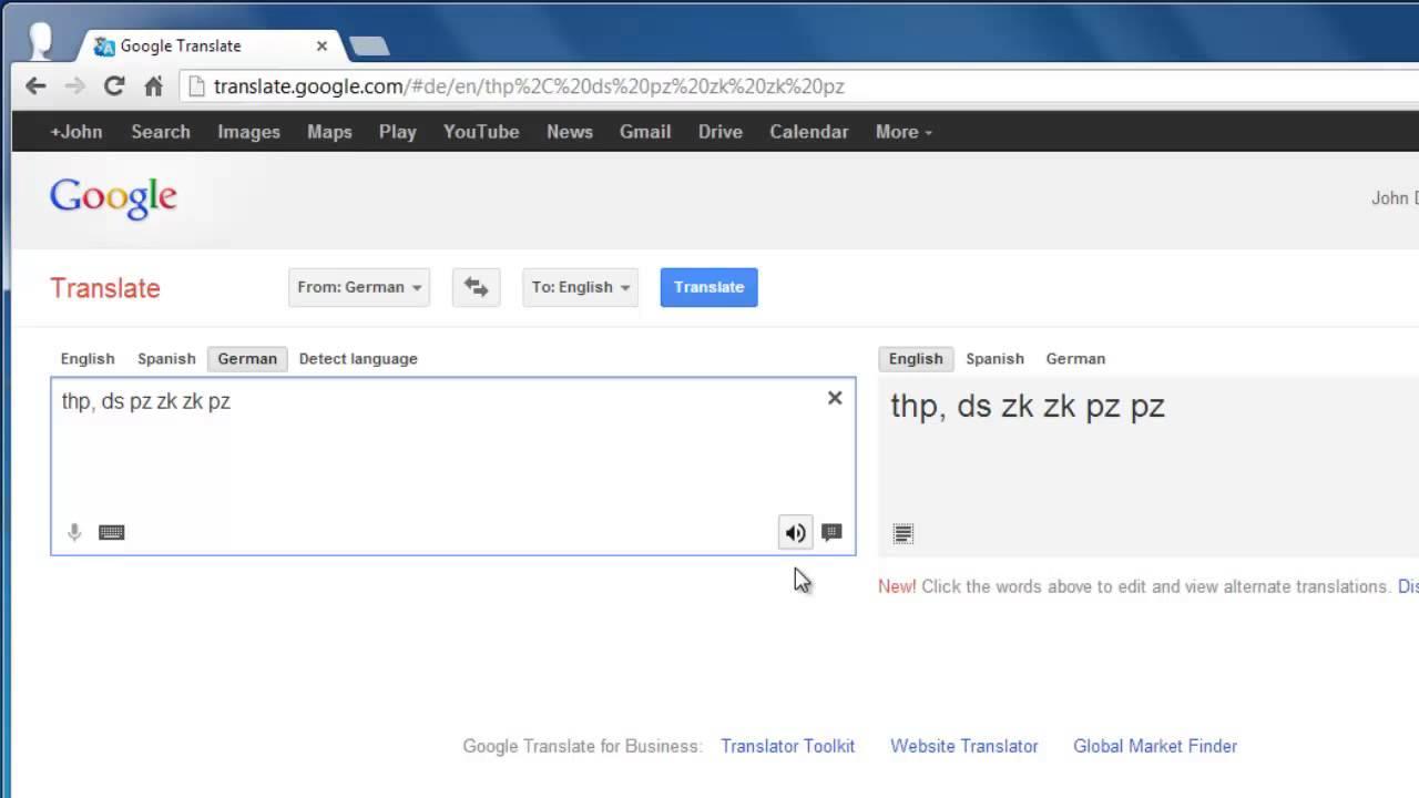 Translate как сделать ком 803