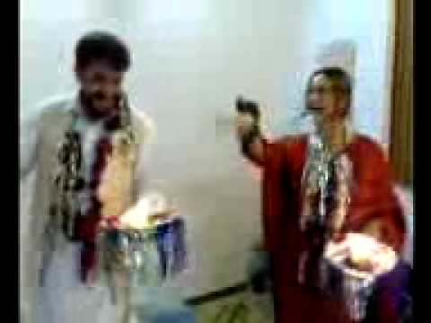 Ghazala Javid Wedding Party video