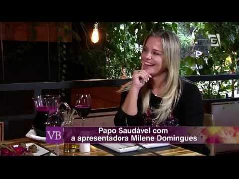 Você Bonita - Papo Saudável: Milene Domingues (15/05/2015)