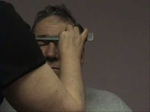 Reg. haircut. paraffin wax hands. eyebrow waxing_0005.wmv