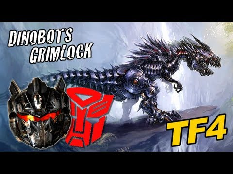 Dinobots CONFIRMED to be in Transformers 4 - [TF4 News #39]