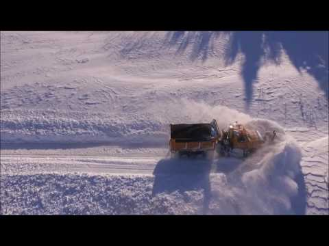 Drone / Snow Plow (Driver: Devin Bannister /Elgin)