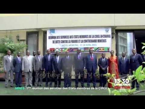Journal de Corinne Sabwe, Edition 18 Avr 15 Congo news