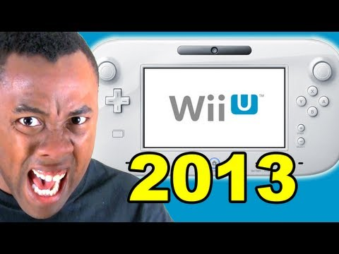 Rants – Wii U 2013 PREDICTIONS & EXPECTATIONS