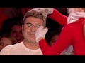 Download Top List Got Talent 2017 -  Judges Completely Lost Their Minds Because of Clowns | Week 5 | Britain in Mp3, Mp4 and 3GP