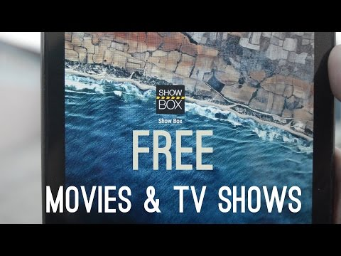 Showbox tv shows and movies free on android
