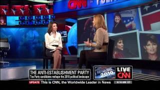 CNN - Kiran Chetry Kathleen Parker 10 21 10