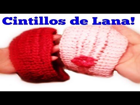 Cintillos de Lana