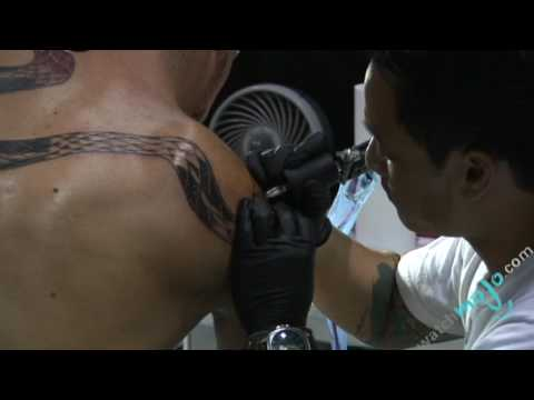 It is quite possible for almost anyone to become a tattoo artist,