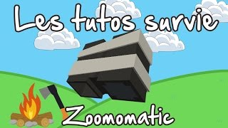 Unturned FR tuto survie : Zoomomatic